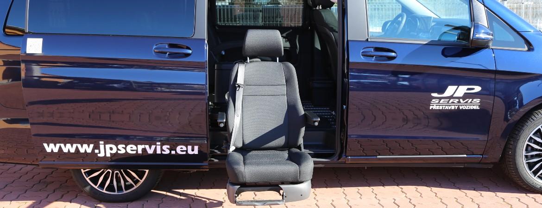 Turny EVO BIS Mercedes V-Klasse