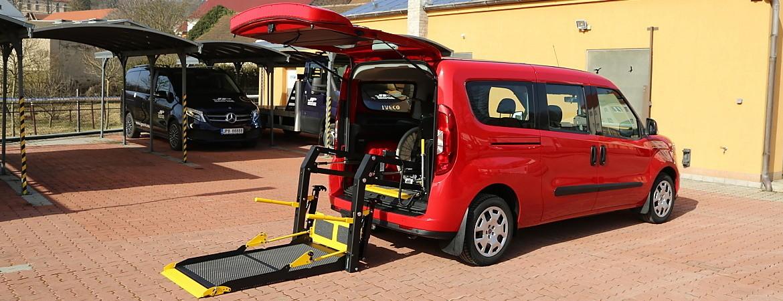E-Series plošina Fiat Doblo