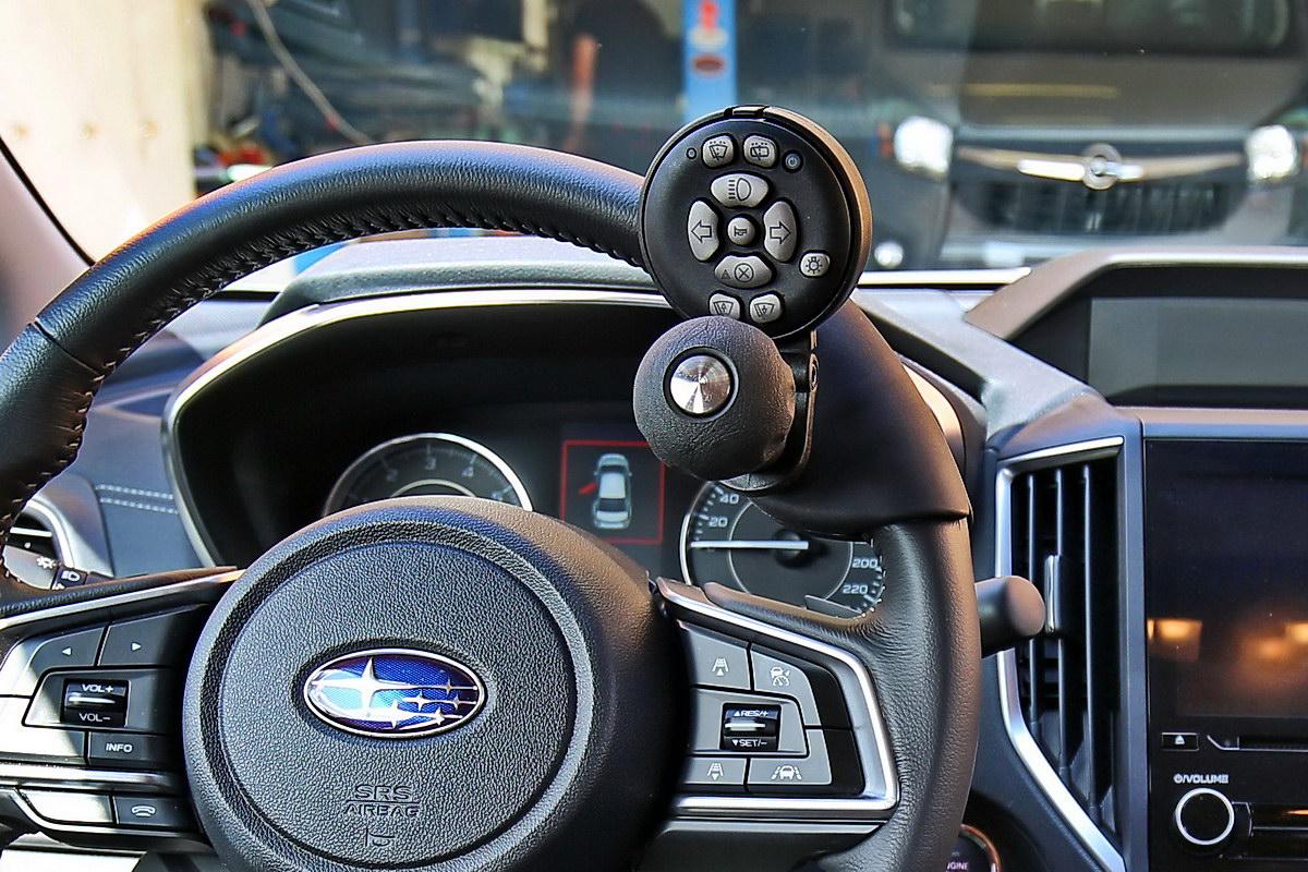 Multifunkční ovladač na volant LODGESONS