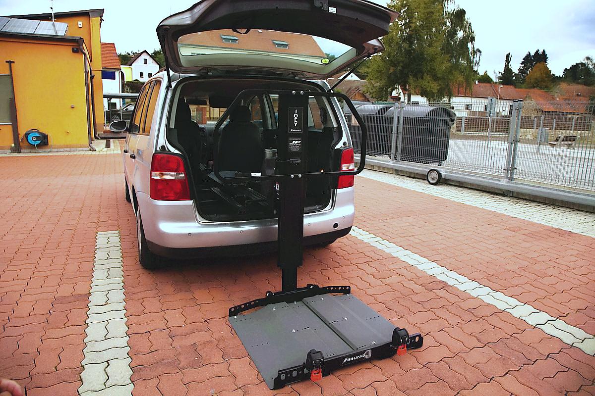 Nakládací zařízení elektrického vozíku JOEY LIFT